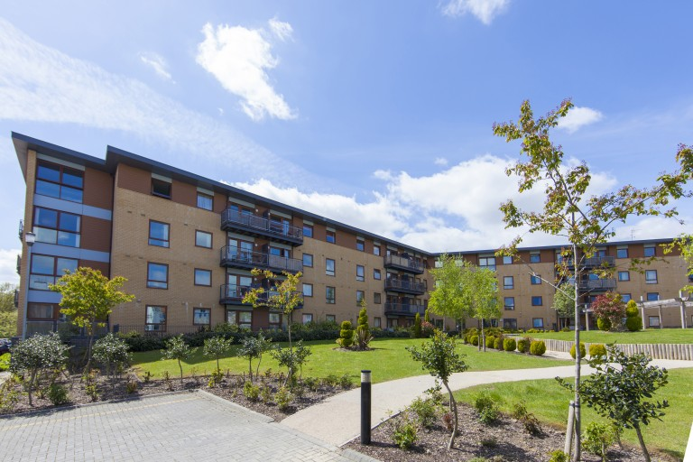 Howlands Court, Commonwealth Drive, Crawley